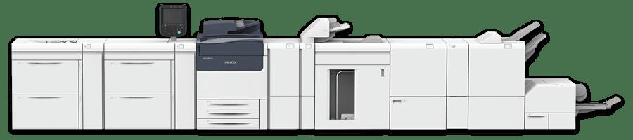 Prensa Versant 280 de Xerox